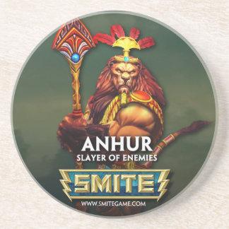 GOLPE VIOLENTO: Anhur, asesino de enemigos Posavaso Para Bebida