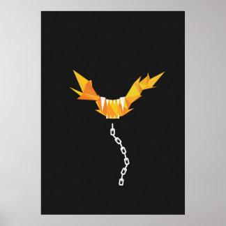 GOLPE VIOLENTO - Fenrir - el desatado Posters