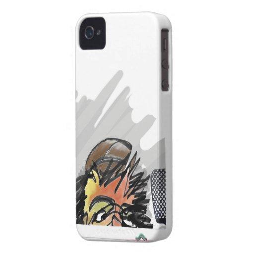 Golpe violento iPhone 4 Case-Mate cárcasas