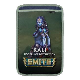 GOLPE VIOLENTO Kali diosa de la destrucción Fundas Para Macbook Air