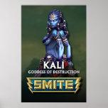 GOLPE VIOLENTO: Kali, diosa de la destrucción Impresiones