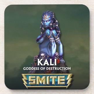 GOLPE VIOLENTO: Kali, diosa de la destrucción Posavasos De Bebida