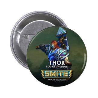 GOLPE VIOLENTO: Thor, dios del trueno Pins