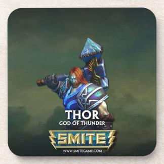 GOLPE VIOLENTO: Thor, dios del trueno Posavasos