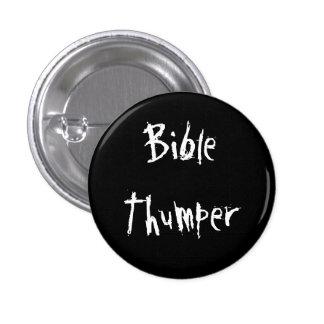 Golpeador de la biblia pins