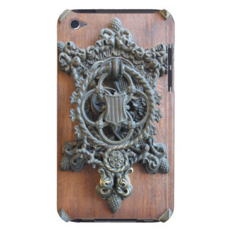 Golpeador de puerta antiguo iPod touch protectores