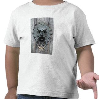 Golpeador del santuario de la catedral de Durham Camisetas