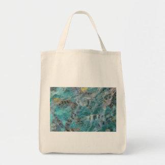 Golpear pescados bolsa tela para la compra