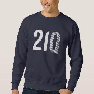 Golpee el centavo camisa/50/21 preguntas sudadera con capucha
