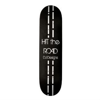 GOLPEE el monopatín del CAMINO Tablas De Skate