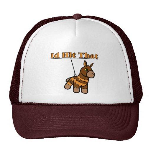 Golpee eso golpeada para arriba gorras de camionero
