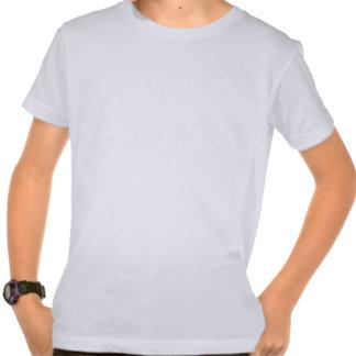 Golpee ligeramente hacia fuera a los luchadores t-shirt