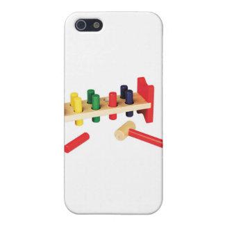 Golpee los artículos de la clavija de una decoraci iPhone 5 carcasa