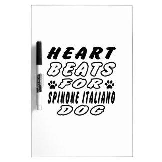 Golpes de corazón para Spinone Italiano