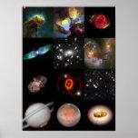 Golpes de Hubble - mejor de Hubble Posters