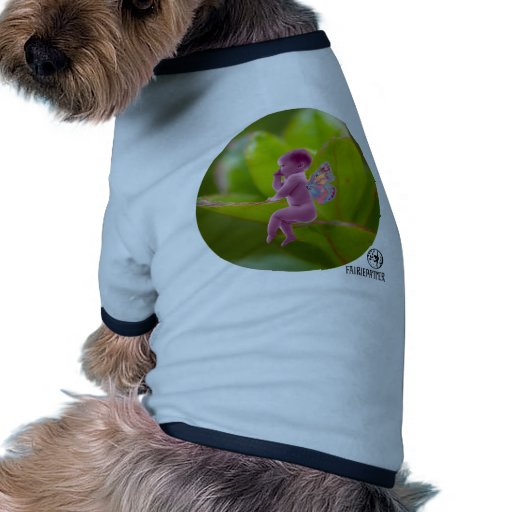 Golpeteo de Fairie - bebé Fairie Camiseta De Perrito