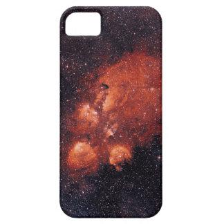 Goma 64 de la garra de oso de la nebulosa NGC 6334 iPhone 5 Funda
