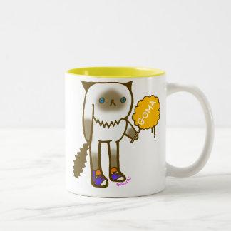 Goma Can Has Cotton Candyz Mug acup