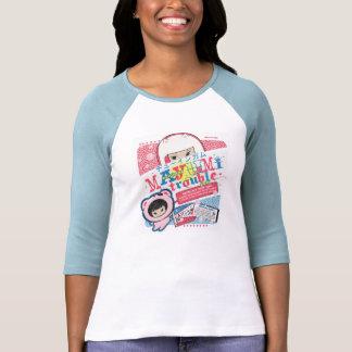 Goma del problema de Mayumi Gumi Camiseta