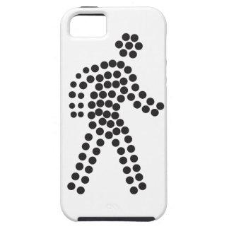 Goman en una materia fresca iPhone 5 cárcasa