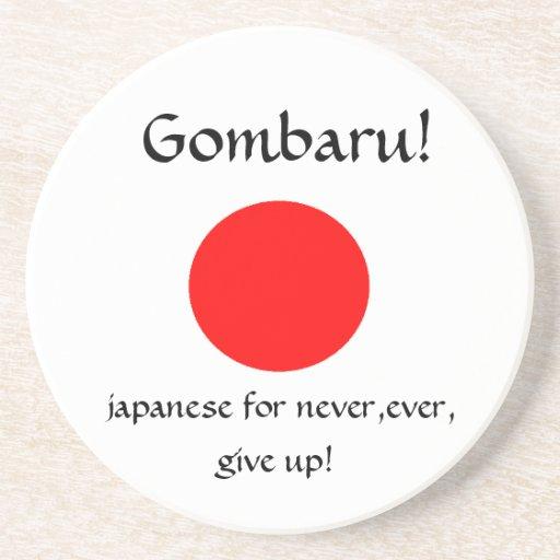 ¡Gombaru! - práctico de costa Posavasos Cerveza