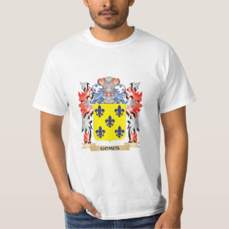 Gomes Coat of Arms - Family Crest T-Shirt