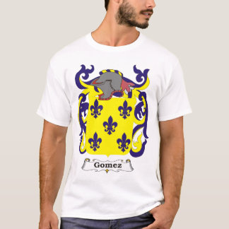 Gomez Family Coat of Arms T-shirt