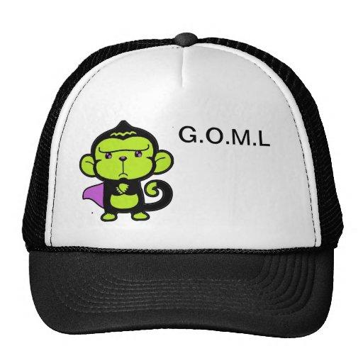 GOML H1 GORRAS DE CAMIONERO
