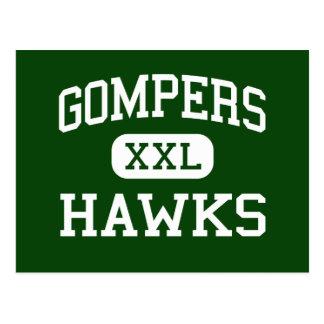 Gompers - Hawks - Junior - Joliet Illinois Postcard