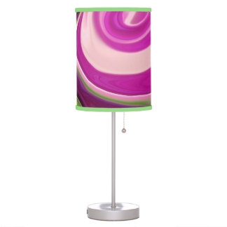 """""""Gomphrena Abstract"""" table lamp"""