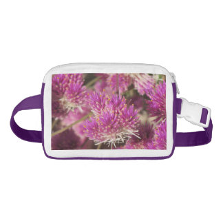 Gomphrena Fireworks Blooms Fanny Pack