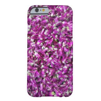 Gomphrena púrpura funda barely there iPhone 6