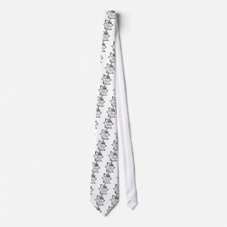 Gónada el bárbaro corbata