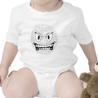 Gónada el gruñido bárbaro trajes de bebé