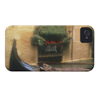 Gondola and Restaurant, Venice, Veneto, Italy iPhone 4 Case-Mate Case