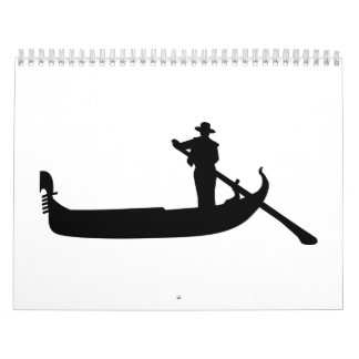 Gondola Calendar