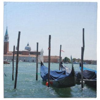 Gondola Cloth Napkin