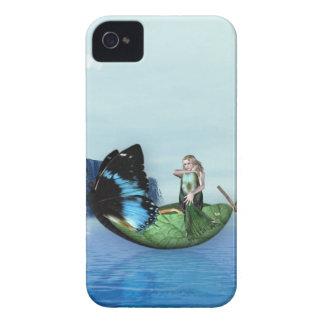 Góndola de la sirena iPhone 4 Case-Mate carcasa