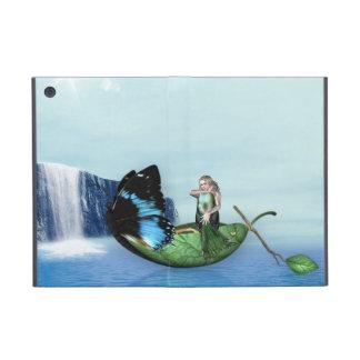 Góndola de la sirena iPad mini funda