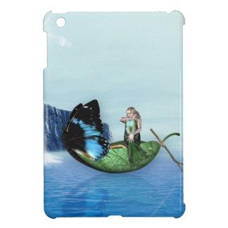 Góndola de la sirena iPad mini carcasa
