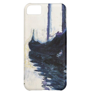 Góndola de Monet en Venecia Funda Para iPhone 5C