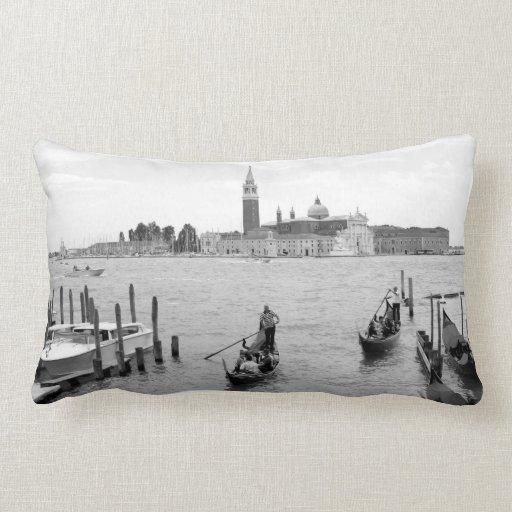 Góndola de Venecia Almohada