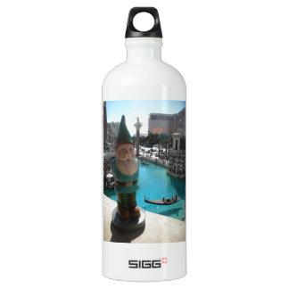 Gondola Gnome I Water Bottle
