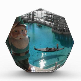 Gondola Gnome II Acrylic Award