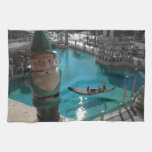 Gondola Gnome II Hand Towel