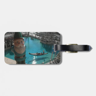 Gondola Gnome II Luggage Tags