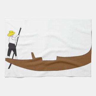 Gondola Hand Towel