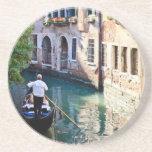Gondola in Venice Italy Coasters