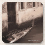 Gondola in Venice Italy Drink Coaster