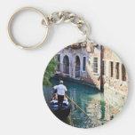 Gondola in Venice Italy Key Chain